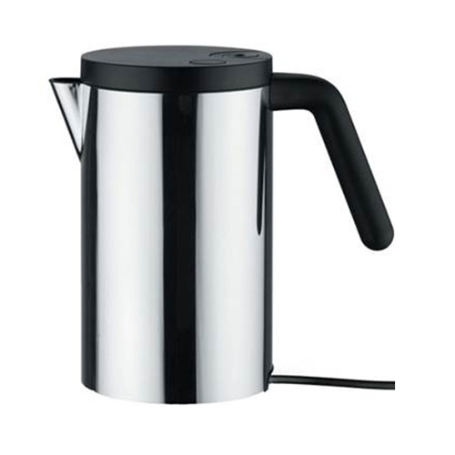 Alessi Hot It Waterkoker 0,8L Zwart