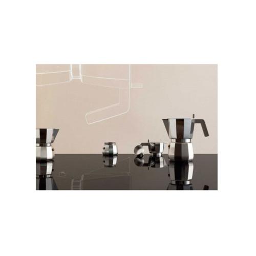 Alessi Moka Percolator 9 kops Aluminium Inductie