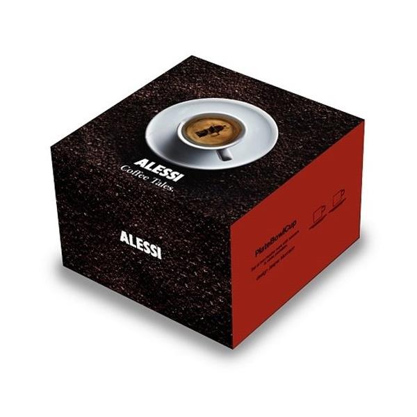 Alessi PlateBowlCup Espresso Set