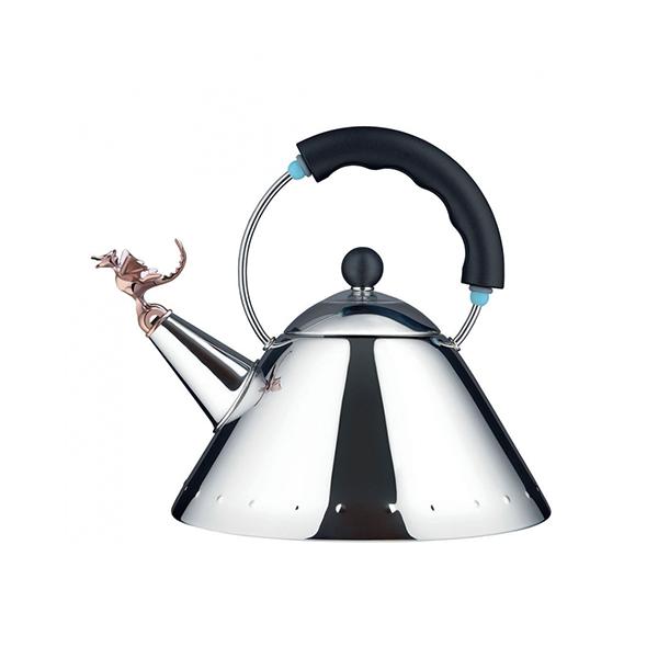 Alessi Tea Rex fluitketel 2,0L