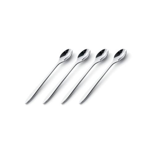 Alessi Toyo Ito Set van 4 Koffielepels