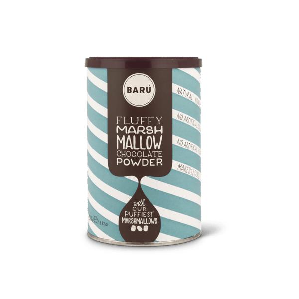 Baru Fluffy Chocolate Marshmallow Powder