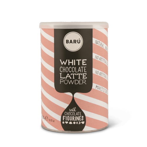 Baru White Chocolate Latte Powder