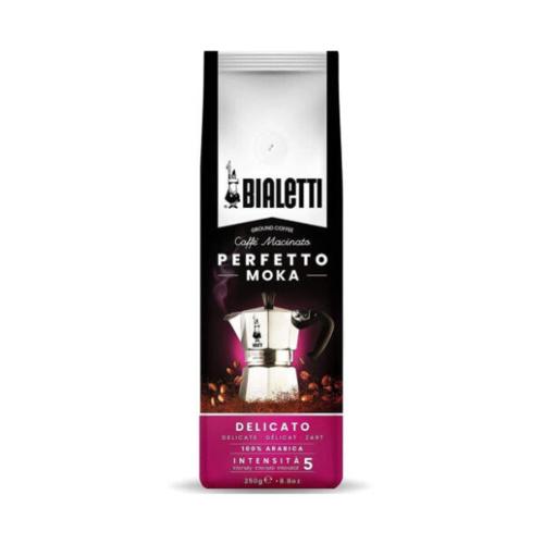 Bialetti Gemalen Koffie Delicato 250 gram