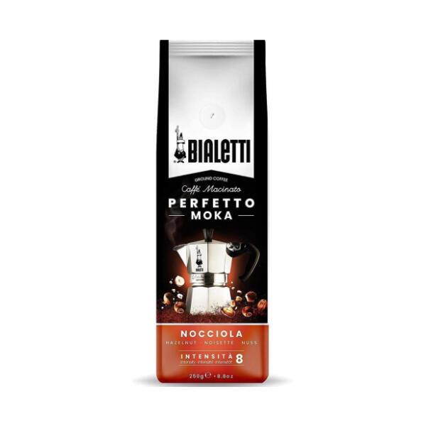 Bialetti Gemalen Koffie Hazelnoot 250 gram