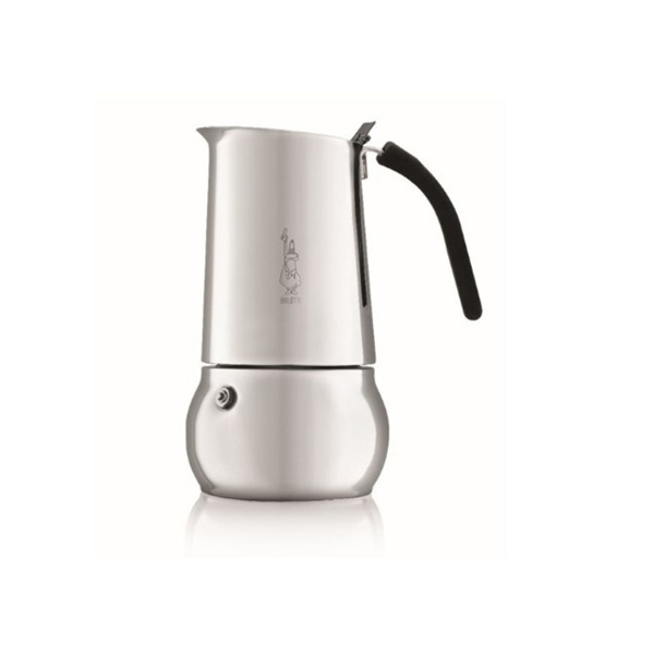 Bialetti Kitty 4 kops Zilver