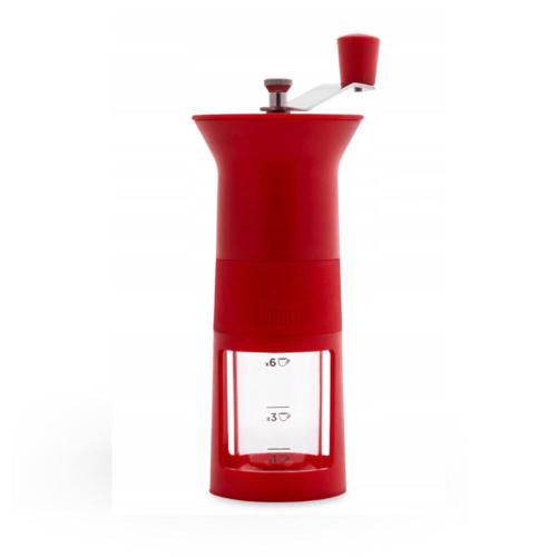 Bialetti Koffiemolen Handmatig Rood
