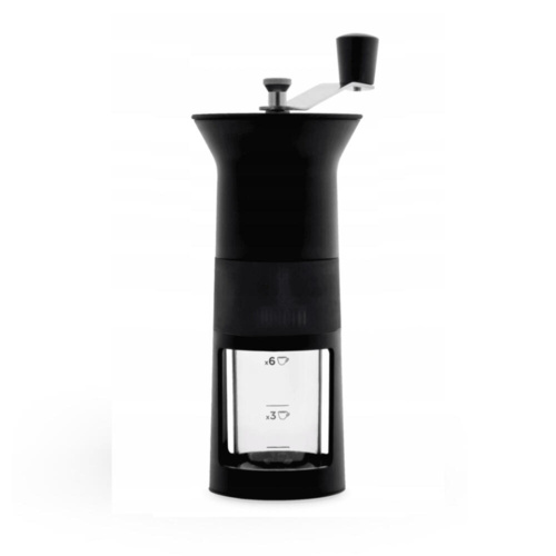 Bialetti Koffiemolen Handmatig Zwart