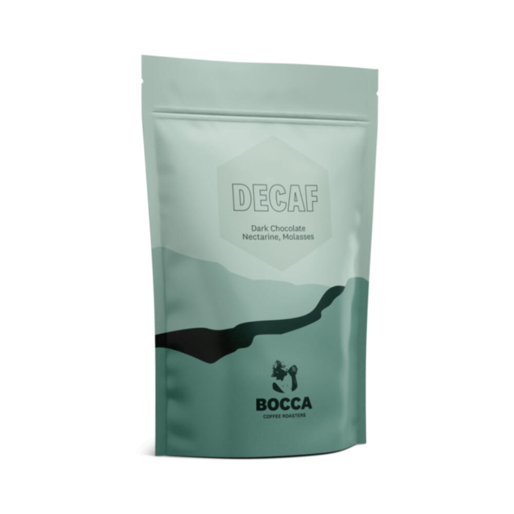 Bocca Coffee Koffiebonen Decaf 250 gram