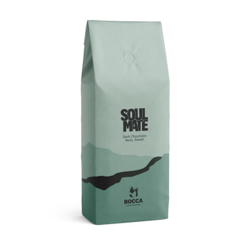 Bocca Coffee Koffiebonen Soulmate 1 kg