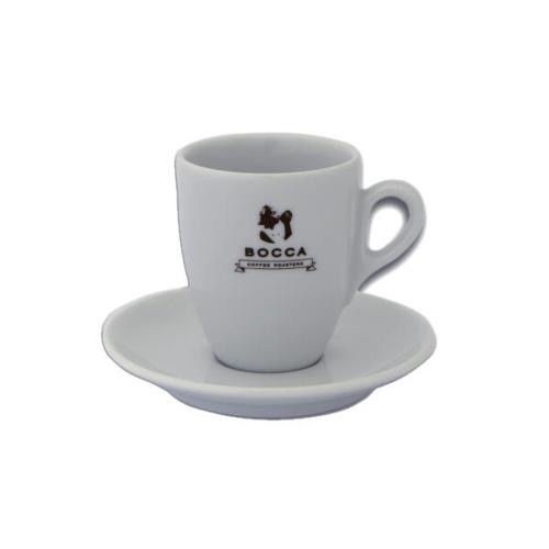 Bocca Coffee Lungo kop en schotel