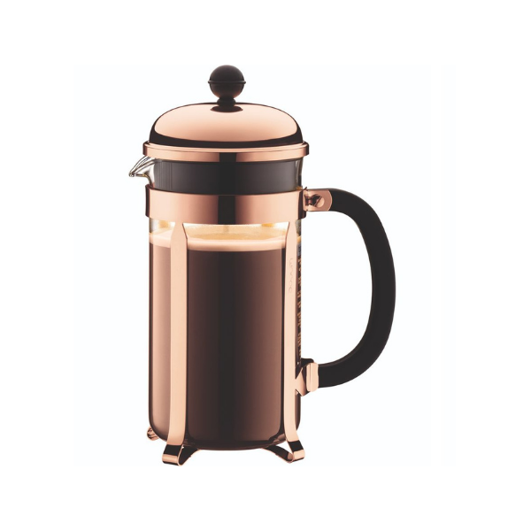 Bodum Chambord Cafetiere 0,35L Koper
