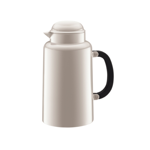 Bodum Chambord Thermoskan 1L Wit
