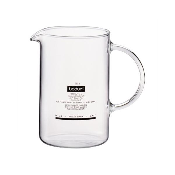Bodum Reserveglas Melkopschuimer 0,25L