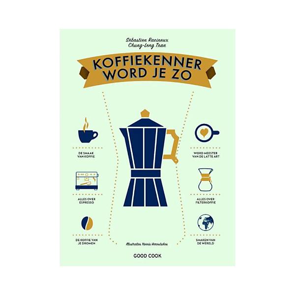 Boek Koffiekenner Word Je Zo