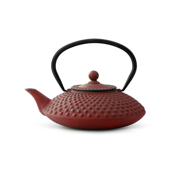 Bredemeijer Asia Xilin Theepot 1,25L Rood