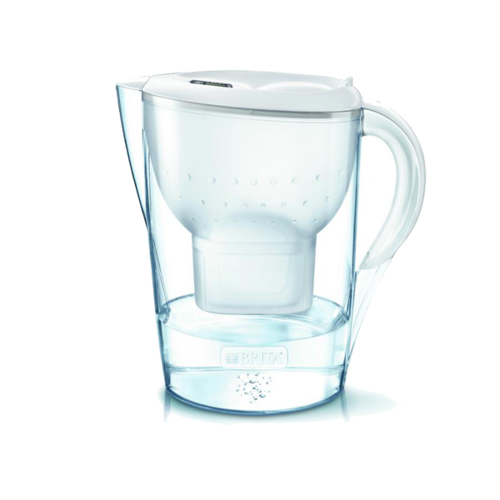 Brita Waterfilterkan Marella Cool Wit 2,4L