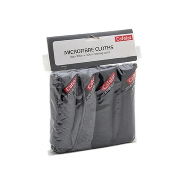 Cafelat MicroFibre Reinigingsdoekjes 4 stuks