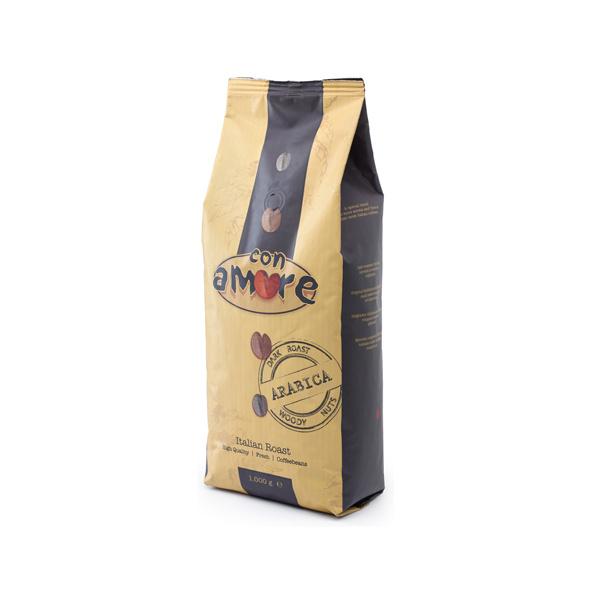 Caffe Con Amore Arabica Koffiebonen 1kg