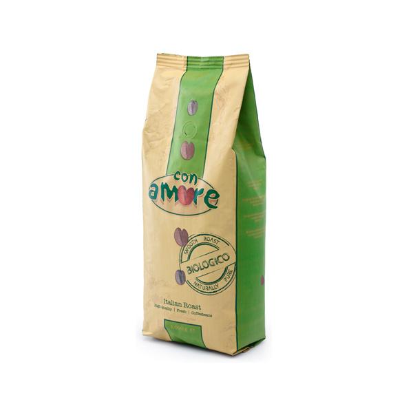 Caffe Con Amore Biologico Koffiebonen 1kg