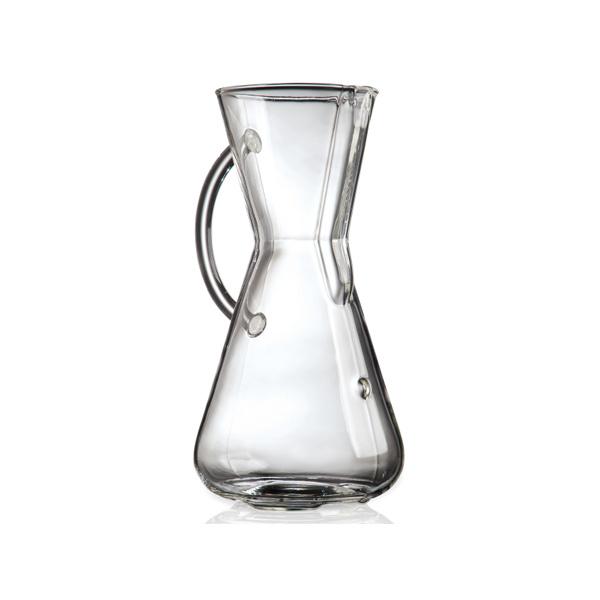Chemex Koffiemaker Glazen Handvat 3 kops