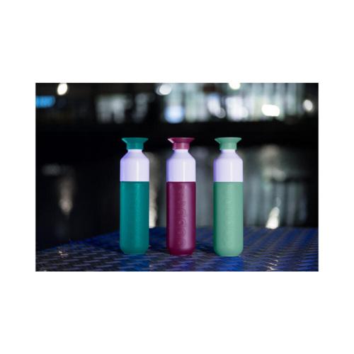 Dopper Drinkfles Voordeelpakket Neon Night Collectie 3 stuks
