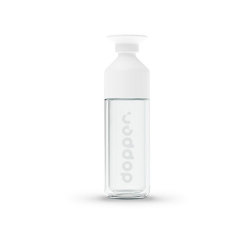 Dopper Insulated Thermosfles Glass 450ml