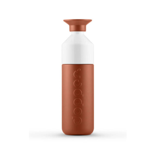 Dopper Insulated Thermosfles Terracotta Tide 580 ml
