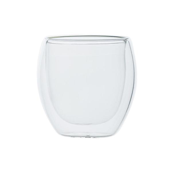 Dubbelwandig Glas 220 ml 2 stuks
