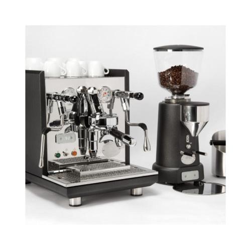 ECM Synchronika Antraciet Espressomachine