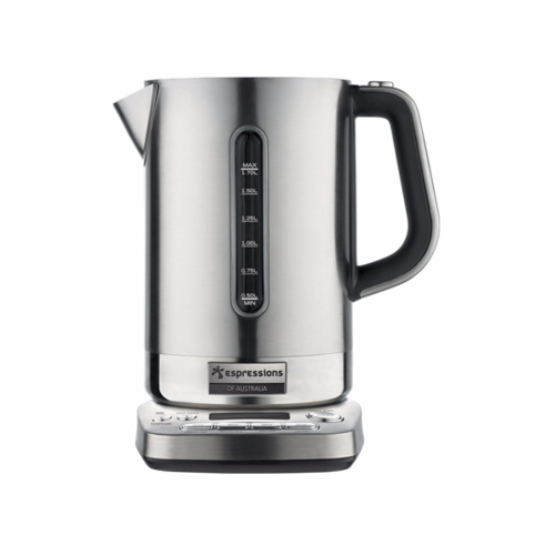 Espressions Smart Kettle Waterkoker 1,7L RVS