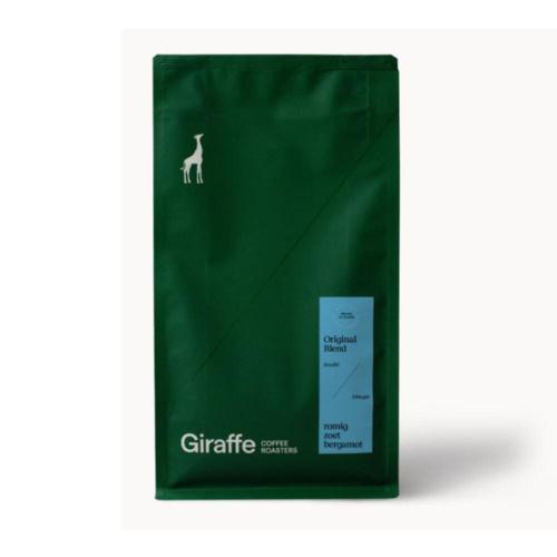 Giraffe Coffee Koffiebonen Original Blend 350 gram