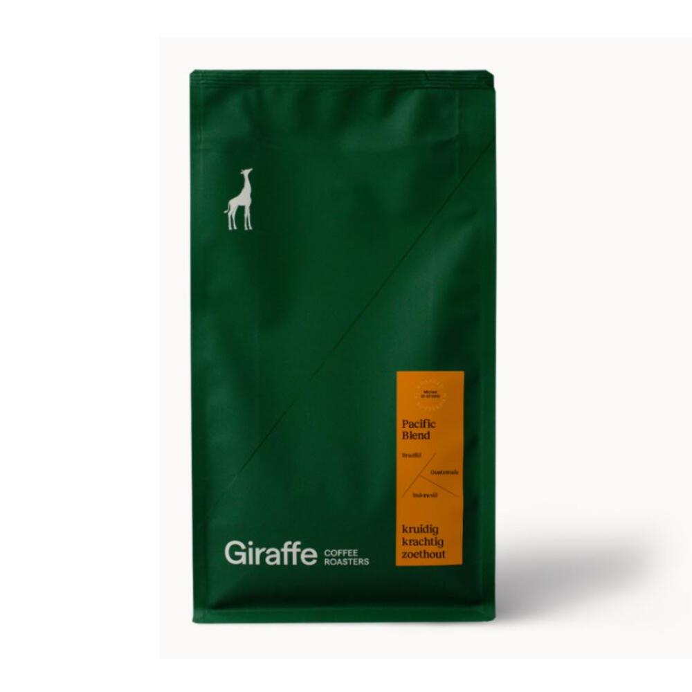 Giraffe Coffee Koffiebonen Pacific Blend 350 gram