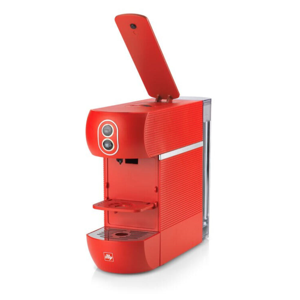 illy ESE Serving Machine Rood