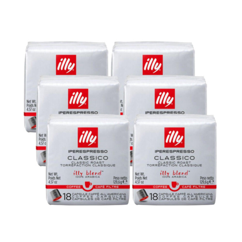 illy Filter Capsules Normaal
