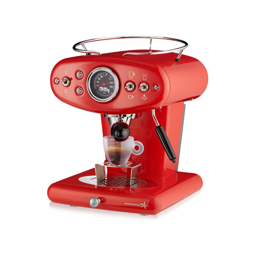 illy Francis Francis X1 Anniversary Rood