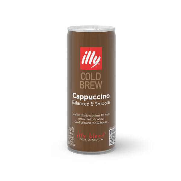 illy IJskoffie Cold Brew Cappuccino