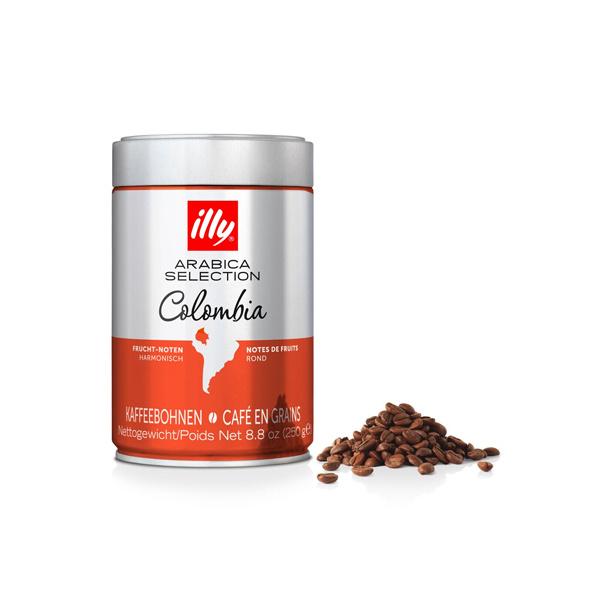 illy Koffiebonen Arabica Selection Colombia 250 gram