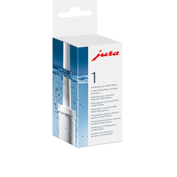 Jura Claris White verlengstuk