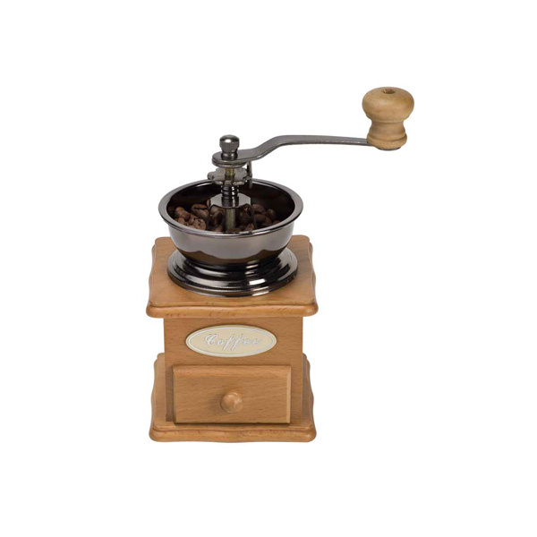 Koffiemolen Retro Bruin