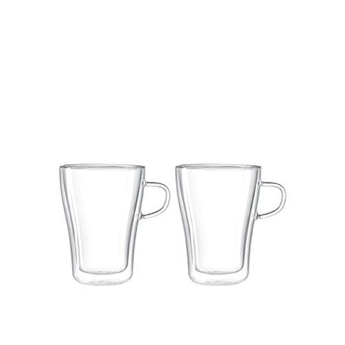 Leonardo Duo Dubbelwandige Glazen 250ml 4 stuks