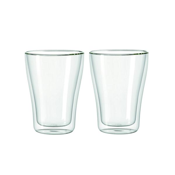 Leonardo Duo Dubbelwandige Latte Macchiato Glazen Set van 2 345ml