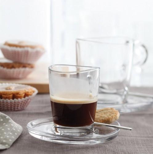 Leonardo Loop Espresso glazen 6 stuks