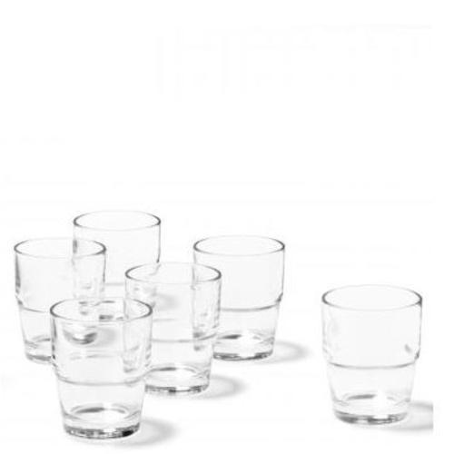 Leonardo Solo Cappuccino glazen 6 stuks
