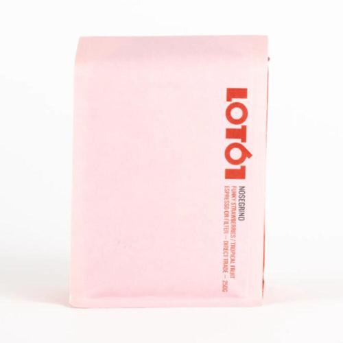 LOT61 Koffiebonen Nosegrind 250 gram