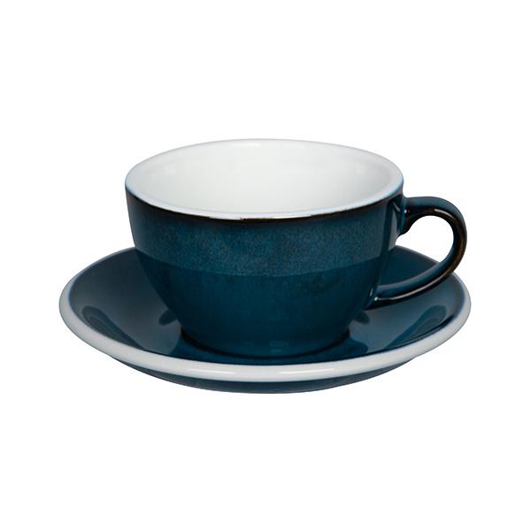 Loveramics Egg Cappuccino kop en schotel Night Sky 250 ml