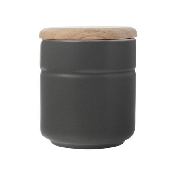 Maxwell & Williams Tint Voorraadpot 0,6L Donkergrijs