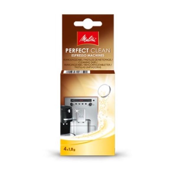 Melitta Reinigingstabletten Perfect Clean Espressomachine - 1