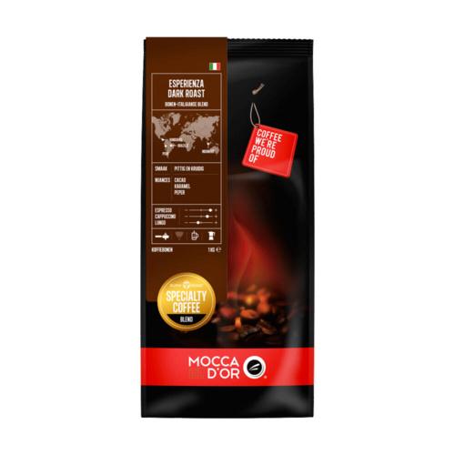 Mocca dor Esperienza Dark Roast 0,9kg