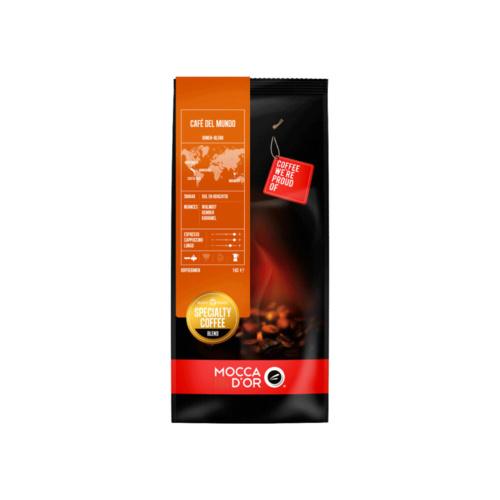 Mocca dor Koffiebonen Cafe Del Mundo 250 gram